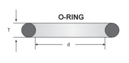 Inel O-ring