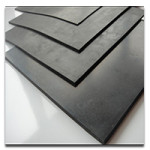 rubber sheets for general use